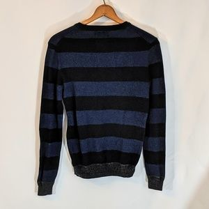 American Eagle Outfitters Sweaters - Black & Blue American Eagle Casual Sweater sz S